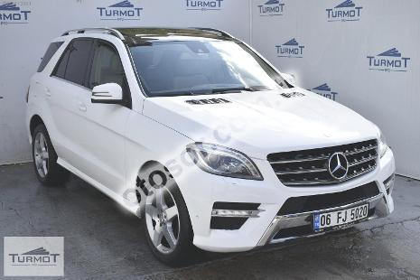 Mercedes-Benz ML 350 Bluetec 4matic Amg 258HP 4x4