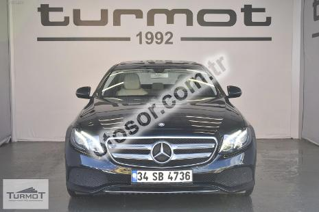 Mercedes-Benz E 200 Avantgarde 9G-Tronic 184HP