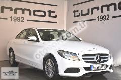 Mercedes-Benz C 200 D Bluetec Style 7G-Tronic 136HP