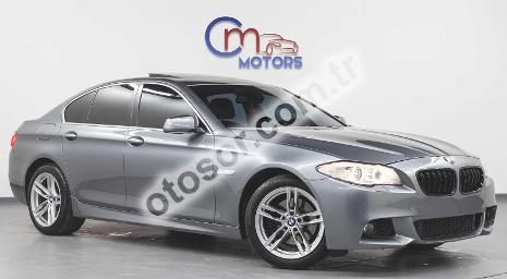 BMW 5 Serisi 520d M Sport 184HP
