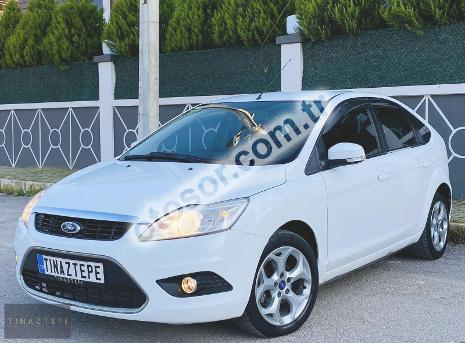 Ford Focus 1.6 Tdci Dpf Collection 110HP