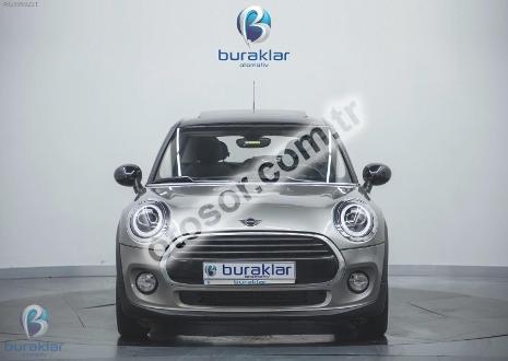 Mini Cooper 1.5 D Türkiye Paketi 116HP 5 Kapi