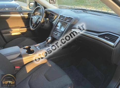 Ford Mondeo 2.0 Tdci Titanium Powershift 180HP