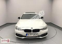 BMW 3 Serisi 320d Xdrive Sport Line 190HP 4x4
