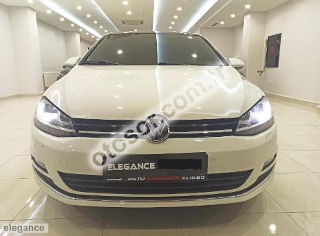 Volkswagen Golf 1.4 Tsi Act Bmt Highline Dsg 140HP