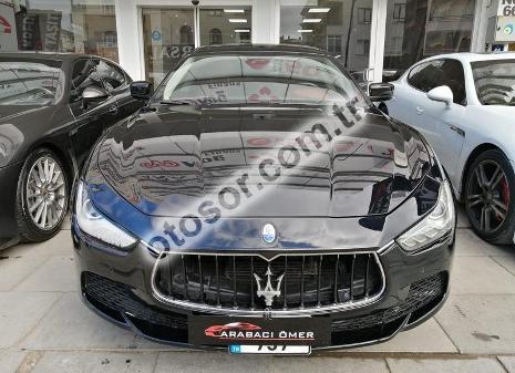 Maserati Ghibli 3.0 D V6 275HP