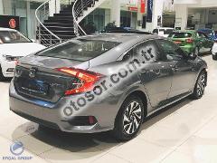 Honda Civic Sedan 1.6 i-DTEC Elegance 120HP