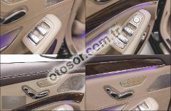 Mercedes-Benz S 350 Bluetec Long 4matic Vizyon 7G-Tronic 258HP 4x4