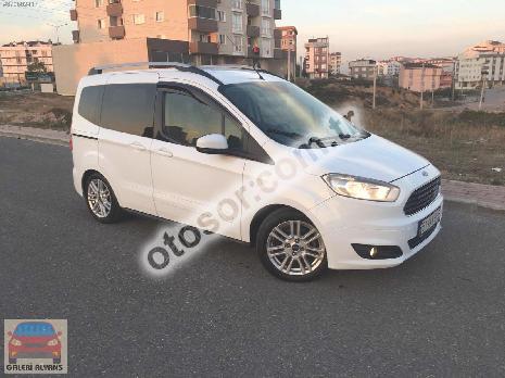Ford Tourneo Courier 1.6 Tdci Titanium Plus 95HP