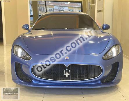 Maserati GranTurismo 4.7 S 440HP