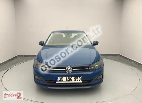 Volkswagen Polo 1.6 Tdi Scr Comfortline Dsg 95HP
