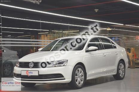 Volkswagen Jetta 1.2 Tsi Bmt Trendline Dsg 105HP
