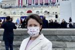 蕭美琴出席美總統就職典禮 賴士葆:是不是有拿什麼跟美國換?