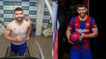 西甲 簽約兩年買斷條款1億歐元 阿古路︰巴塞係世界最佳球會