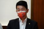 刪Q一階段連署過關 陳柏惟:相信邪不勝正「對台灣民主有信心」