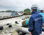 暴雨襲南台!屏東國家級警報、降雨近500毫米 台中以南11縣市豪大雨特報