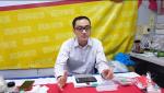 罷捷發言人至選委會 指控黃捷投票日言論「反選罷法」