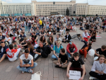 Protests, strikes continue in Belarus