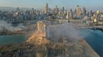 黎巴嫩亂上加亂!貝魯特大爆炸造成過百人喪生逾四千人傷