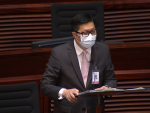 No sign terrorist attacks planned in HK: Chris Tang