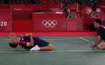 聖筊要3次!奧運羽球男雙爭冠 王齊麟、李洋齊喊:我來自台灣我驕傲