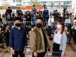 Joshua Wong, Agnes Chow in Untersuchungshaft