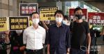 A été pointé du doigt Andrew Leung pour empoisonnement, perturber le Parlement Ted < ...