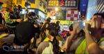明報工會:警近距離向記者耳朵「行刑式」噴椒 辱罵是「黑記」
