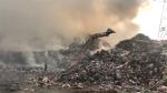 草屯掩埋場火警 環保署:協調外縣市助處理垃圾