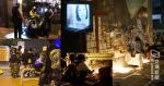陳彥霖離世半年 市民多區悼念 警截查記者 最少兩青年被帶走