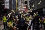 【多片】七一銅鑼灣搵路吶喊 370人被捕 10人涉違國安法