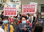 Bedrohungen für Krankenhausstreikende könnten den Exodus beschleunigen
