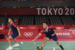 東奧羽球男雙4強對決魔王 王齊麟李洋從防守做起