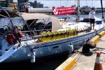7台人駕帆船自馬來西亞返台 2人暫留守船上