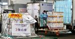58.510000ontech vaccin est arrivé à Hong Kong ce matin et a été expédié à environ 4010.000 au début de Mars pour 7 espèces indirectes
