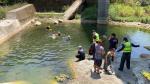 台中頭汴坑溪男子與7歲男童溺水 均無生命跡象