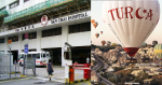 【武漢肺炎】父親初步確診 仁濟內科男護士昨日有上班 曾同遊土耳其
