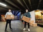 香港眾志點撲120萬個口罩? 黃之鋒:先諗邊度無大陸人搶