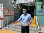 Ren'an infirmière principale Yuan Weijie a été contraint de se retirer du journal à la veille de la visite pour détenir les étudiants criant «très triste jeune homme»