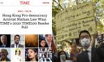 Nathan Law ist der erste der Time 100, der den Spitzenplatz einnimmt: Solange das Interesse noch da ist, um weiterhin eine Stimme für Hongkong zu erheben.