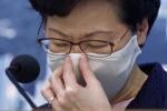 林鄭月娥違反了國安法
