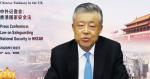 駐英大使劉曉明接受《環時》專訪 稱若英國容許民主派建流亡議會「大錯特錯」