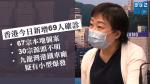 【武漢肺炎】新增69人確診 九龍灣港鐵車廠懷疑有小型爆發