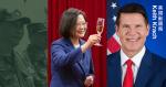 Der Besuch des stellvertretenden US-Außenministers John Kercher in Taiwans PLA Strait Combat Drills reagierte auf Taiwans Präsidentenpalast: Provokation hilfloses internationales Image.