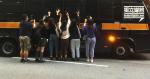 Des étudiants malentendants ont attaqué la police comme un rapport médical pour prouver que l'agent de fracture des côtes a déclaré que la blessure « mineure » doit expressément être condamnée à une peine de détention de style