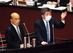 蘇貞昌:疫情讓國際理解台灣與中國有巨大差異