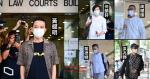黃耀明、區諾軒被控選舉舞弊 獲撤控簽保守行為 18 個月 何韻詩葉德嫻等到場支持