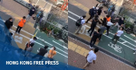 Hong Kong activists attacked by alleged national security law supporters