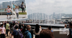 半億觀塘音樂噴泉啟用 市民試玩讚物超所值 區議員:僅小眾的快樂