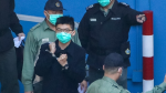 Joshua Wong jailed for four months over mask ban and illegal assembly in 2019